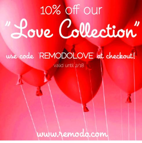 Red 10% Off